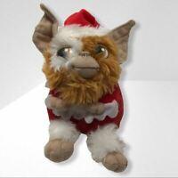 Gizmo Gremlins Santa Plush Stuffed Animal Toy