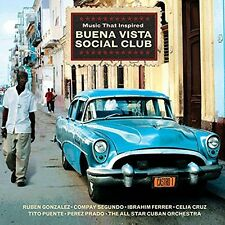 Buena Vista-Tito Puente, Perez Prado, Celia Cruz, Ibrahim Ferrer - 2 CD NUOVO