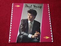 """Paul Young – No Parlez  12"""" LP Album 1983 Complete Excellent condition"""
