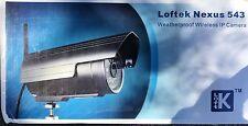 Wireless Security Cameras LOFTEK Nexus 543 -Outdoor IP Wireless Weatherproof