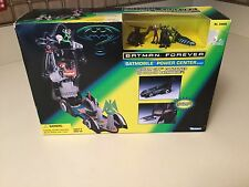 RARE ~ Batman Forever Batmobile Power Center Playset ~ Kenner 1996