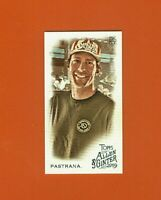 2019 Topps Allen & Ginter Mini Travis Pastrana #184 Motorcross & Stunt Performer