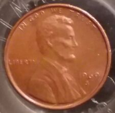 Pair of 1969 S Mint Lincoln Memorial Cent Rare San Fran Tough to Find Pennies