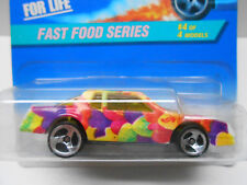 Hot Wheels 1995 Fast Food Series CRUNCH CHIEF #419