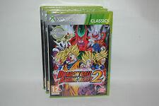 Xbox 360-Dragon Ball: Raging Blast 2 * NEU & VERSIEGELT *