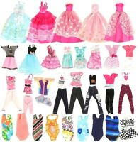 """For Barbie 11.5"""" Fashion Dolls 16 Pack Fashion Clothing Accessories,... NO DOLL!"""