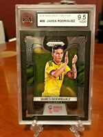 2018 Panini Prizm World Cup James Rodriguez Base #38 Colombia KSA 9.5 NGM