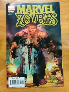 MARVEL ZOMBIES #1 FN/VF 4TH PRINTING VARIANT MARVEL COMICS