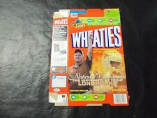 Texas longhorns 2005 national champs wheaties box   12oz