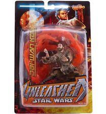 "Star Wars Unleashed  8"" OBI-WAN KENOBI New Factory Sealed 2005"