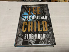Blue Moon Jack Reacher Series 5 by Lee Child (2019, Hardcover)
