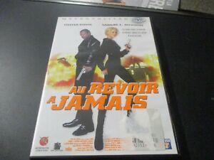 """DVD """"AU REVOIR, A JAMAIS"""" Geena DAVIS, Samuel L. JACKSON"""