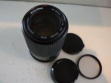 PRINZFLEX 80-200 mm 1:4. 5-5.6 Mc Macro Lente de Enfoque Zoom-Ajuste Pentax PK