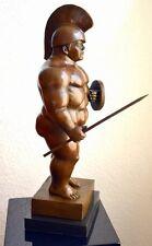 XXL Bronze Künstler Skulptur signiert Botero Bronzefigur Bronzeskulptur Statue