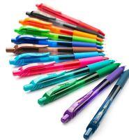Pentel EnerGel X BL107 Retractable Liquid Ink Gel Rollerball Pen - in 12 Colours