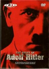 ADOLF HITLER -STORY OF - BOX SET 3 DVD- BON ETAT DVD REGION/ZONE 2 N & S NEUF