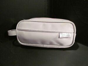 vintage NORTHWEST KLM Airline World Business amenity kit bag travel holder case