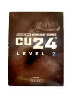CU24 Level 2 DVD Set~Advocare Workout Series~4 DVD Set~New/SEALED