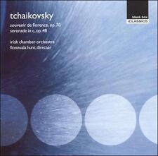 Tchaikovsky: Souvenir De Florence/Serenade in C 2001 by Pyot - Disc Only No Case