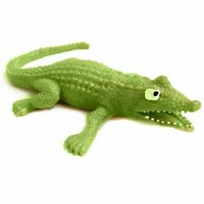 Stretchy Squishy Crocodile Toy - Fiddle Fidget Stress Sensory Toy Autism ADHD