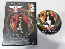 EL CUERVO ESCALERA AL CIELO MARK DACASCOS KARI SKOGLAND DVD ESPAÑOL ENGLISH