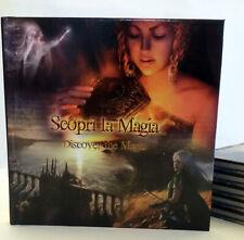 Womens Les Alpes The Book 'Discover The Magic' Illustr.e Tales Of World Fantasy