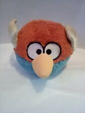 """Angry Birds Space Lightning Plush 5"""" Stuffed Animal Toy with Sound"""