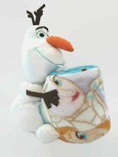 "Disney Frozen Olaf Plush Hugger Toy With 40"" X 50"" Throw Blanket Gift Set New"