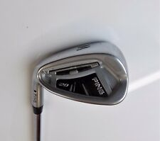 Left Handed Ping i20 Black Dot Pitching Wedge CFS Stiff Flex Steel Shaft
