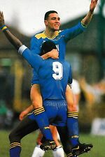 CALCIO FOTO > Vinny Jones Wimbledon 1987-88
