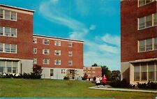 University of Connecticut CT South Campus University for Women Postcard