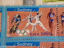 FRANCE 2000, timbre 3340, SPORT, JEUX OLYMPIQUES SYDNEY, neuf**, OLYMPIC MNH