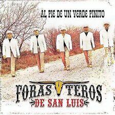 New: Los Forasteros de San Luis: Al Pie De Un Verde Pinito  Audio CD