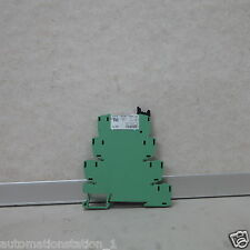 PHOENIX CONTACT PLC-BSC-24DC/21-21 comes with 21+2961105 Terminal Block