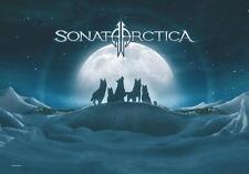 "SONATA ARCTICA AUFKLEBER / STICKER # 5 ""ICED"""