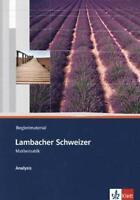 Lambacher Schweizer Analysis: Begleitmaterial mit CD-ROM
