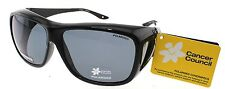 Cancer Council Mens Coverspecs Polarised Sunglasses Gymea Black Fitover Drive