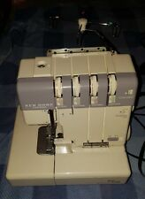 JANOME MY LOCK 634D SERGER SEWING MACHINE NEW HOME