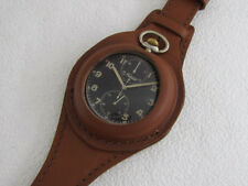 MINERVA Chronograph Luftwaffe Aces Pilots WWII RR Vintage 1939-1945 Swiss Watch