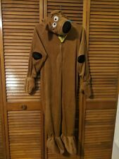 Scooby Doo Dog Halloween Deluxe Costume Size Child Medium Rubies Scooby-Doo