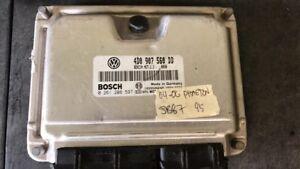 2004-2006 Volkswagen Phaeton ecm ecu computer 4D0 907 560 DD