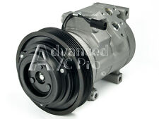 New AC A/C Compressor Fits: 2003 2004 2005 2006 2007  Honda Accord V6 3.0L ONLY