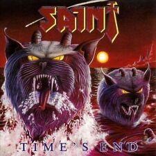 SAINT CD - TIMES' END - the originals disc 2 RETROACTIVE RECORDS christian metal