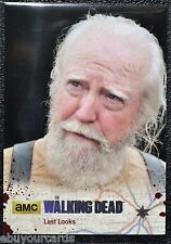 Walking Dead Season 4 Silver Numbered Parallel Base Trading Card #20 59/99