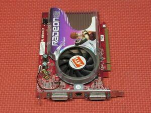 ATI Radeon X1650 Pro 512MB DDR2 PCIe x16 Video Graphics Card Dual-DVI/S-Video