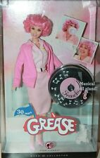 Barbie Grease Girl Frenchy 30 Years Pink Label Musical Doll Mattel
