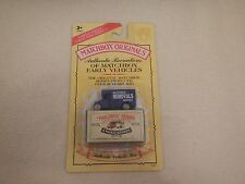 Matchbox Originals The O Type Bedford Removals Van  No. 17A Collectors' Series I