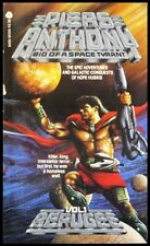 Piers Anthony - Bio of a Space Tyrant - Vol. 1 Refugee - Avon PB 1st PRINT 1983