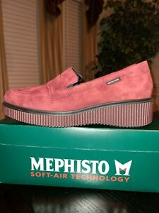 $359==MEPHISTO ERMIA loafer size 8.5
