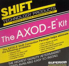 Ford AXODE AX4S Transmission Valve Body Shift Correction Kit Superior KAXOD